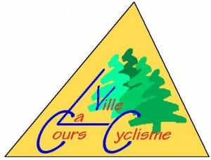 Cours la Ville Cyclisme - Logo